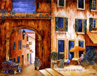 French country art prints