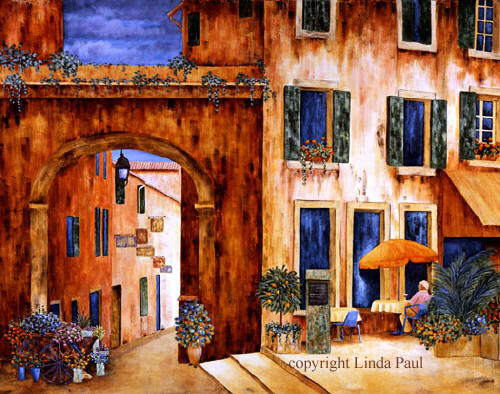 Country french decorating provence decor canvas art prints for French kitchen artwork