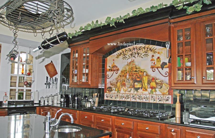 Italian Kitchen Backsplash Ideas