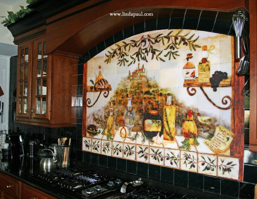How to tuscan kitchen wall decor