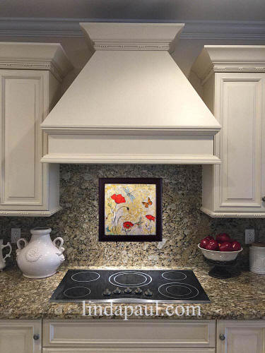 backsplash idea for granite