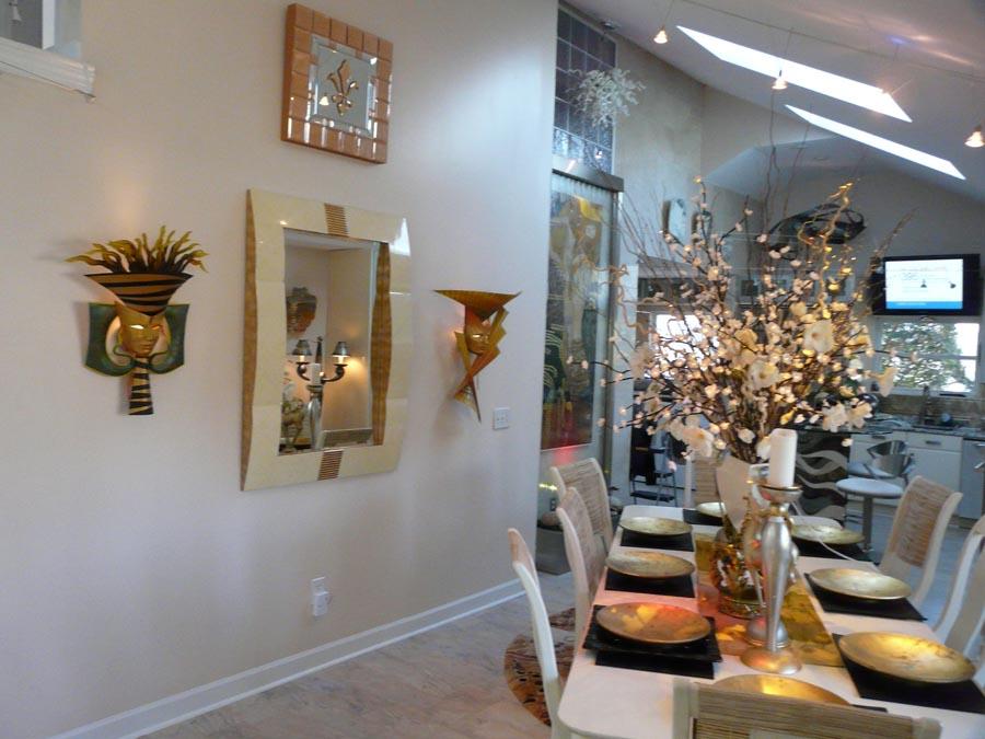 Fleur de Lis Paintings Fleur de lys Wall Art Decor