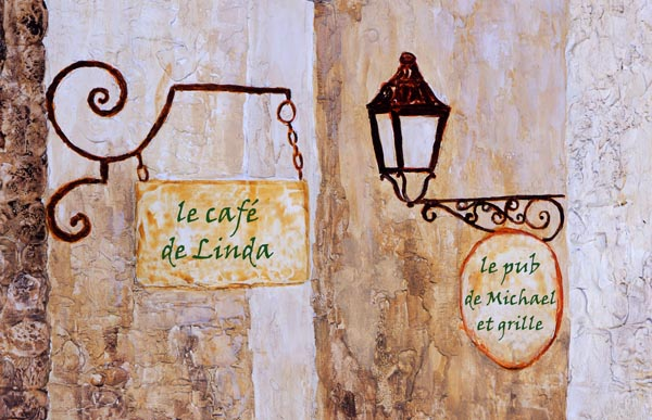 French Wall Decor - Wall Art Pictures of France - French Bistro Prints