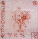 fresco sketch
