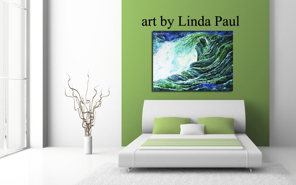 Beach Art Paintings For Coastal Decorating Ocean Art