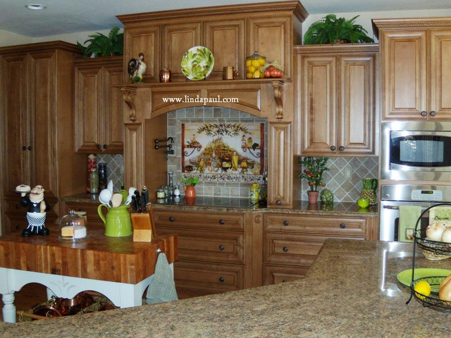 Tuscan colors for tuscan decor decorating perfect for Tuscan kitchen designs photo gallery