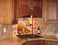 tuscan kitchen design and decor