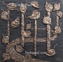 oil rubbed bronze plaque