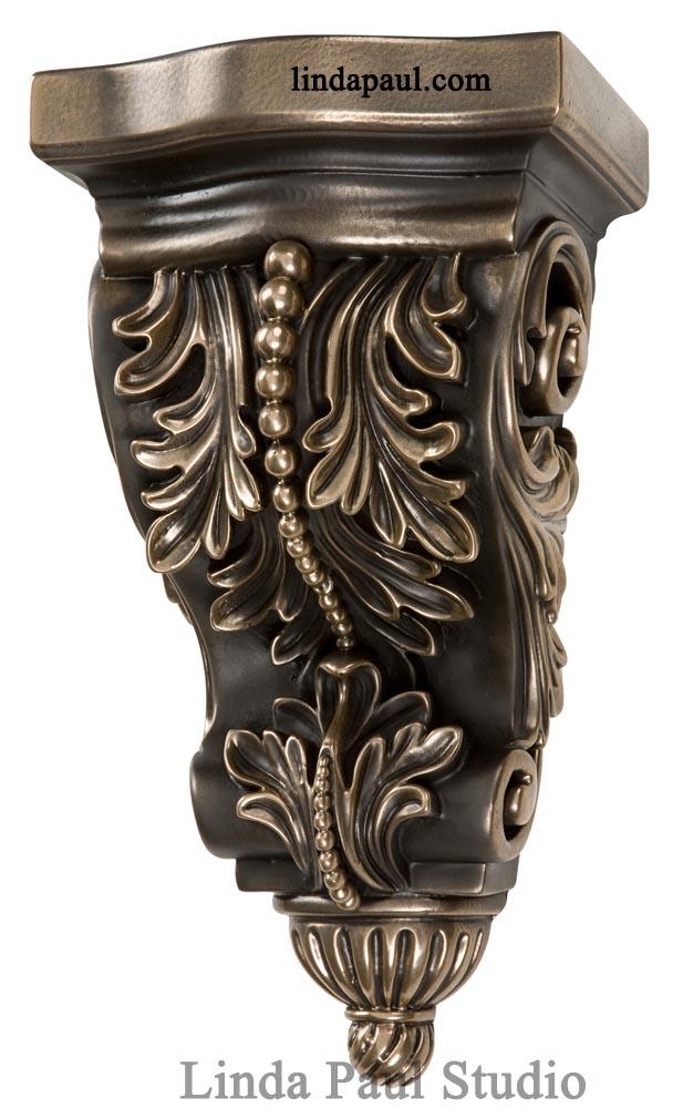 Decorative Corbel corbels brackets - decorative metal korbels for kitchens