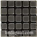 metal tumbled mosaic tile