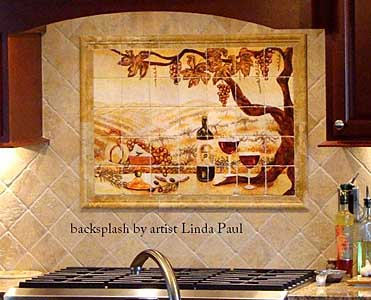tile murals for sale
