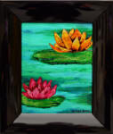 water liliy paintings