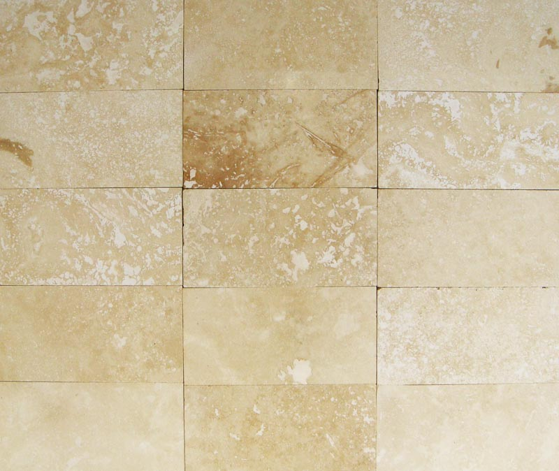 Pin Travertine Tile Backsplash On Option 6 With Glass Tiles On Pinterest