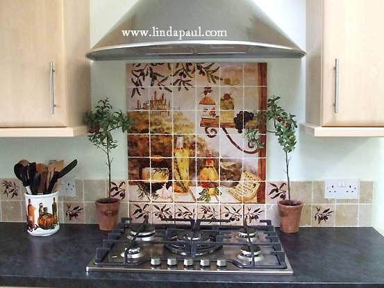 custom kitchen tile backsplash design Check out this gorgeous kitchen