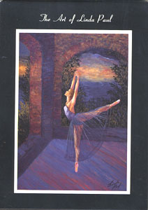 Stupendous Greeting Cards Of Ballet Dancers Ballet Dance Note Cards Personalised Birthday Cards Petedlily Jamesorg