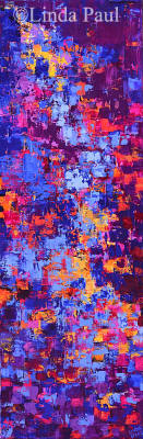 abstract #1  12 x 36