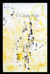 yellow black white and grey abstract art