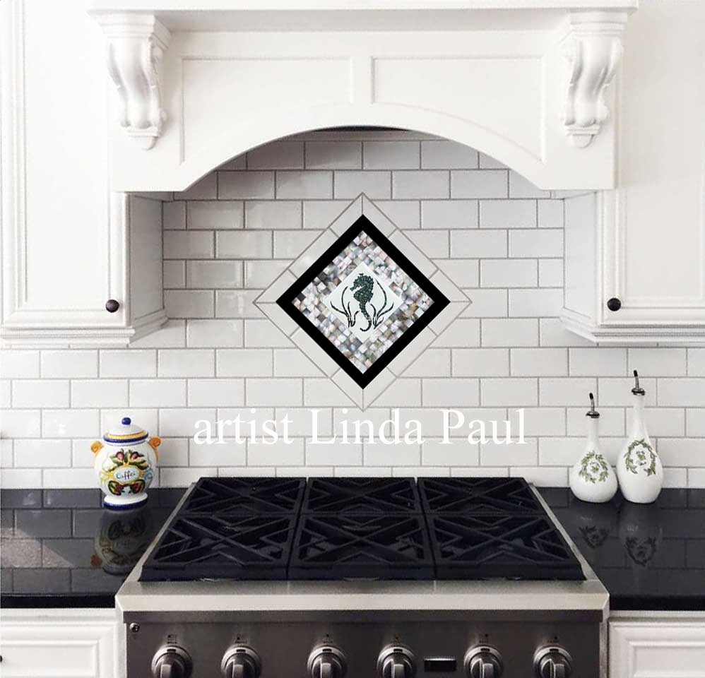 kitchen backsplash accent tile kitchen backsplash ideas pictures and installations 3927