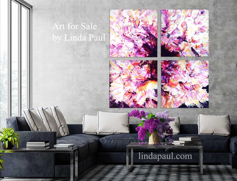 Wall Art For Living Room Decor, Art For Living Room Ideas