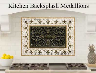 Outstanding Kitchen Backsplash Tiles Art For Sale By Artist Linda Paul Beutiful Home Inspiration Aditmahrainfo