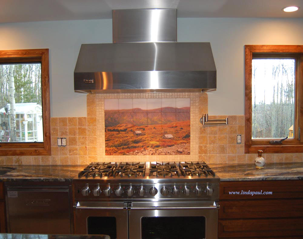 - Custom Tile Murals From Your Art Or Photo - Tile Art Reproduction
