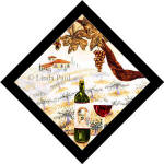 The vineyard framed tile