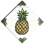 diagonal pineapple tile